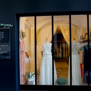 Boutique de mariage Lyon Octobre 2014