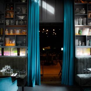 Restaurant La Maison septembre 2015